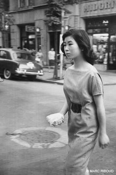 Tokyo, 1958 .