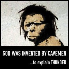 God. Because saying a deity did it is easier than questioning, exploration, and discovery.