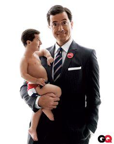 Stephen Colbert - Mark Seliger