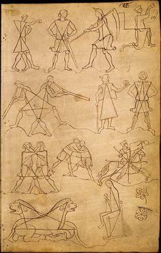Villard de Honnecourt. Bocetos (S.XIII)