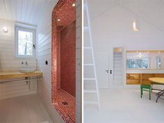 This shower is so gorgeous. Wish we could see more pictures!