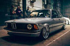 Retro BMW 3 series