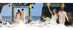 Vídeo de Casamento na Praia - Vanessa e Pedro