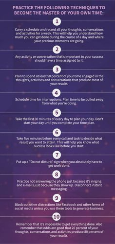 10 Time Management Tips for Entrepreneurs and Digital Marketers #wealthypreneurs