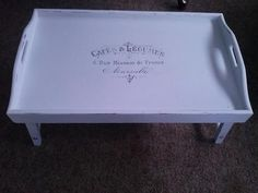 Print on TRACING PAPER, lay it over your furniture (wet furniture first) and rub it off onto the wood