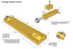 Router copy carver plans for sale