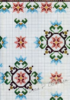 ru / Фото - Vintage Greek - Kenthma me Coton Perle DMC - Cross Stitch Love, Cross Stitch Pictures, Cross Stitch Borders, Cross Stitch Flowers, Cross Stitch Designs, Cross Stitching, Cross Stitch Embroidery, Cross Stitch Patterns, Blackwork Patterns