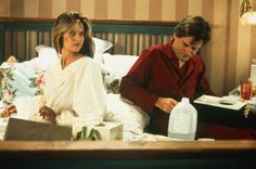 Sleepless In Seattle - Publicity still of Meg Ryan & Bill Pullman. The image measures 4076 * 2700 pixels and was added on 4 July 90s Movies, Movie Tv, Good Old Movies, Bill Pullman, Sleepless In Seattle, Nora Ephron, Moving To Seattle, Meg Ryan, New Wife