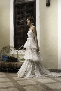 Made to Order — Atelier Edwin Oudshoorn Bridal - Unique gowns created in Amsterdam Tulle Gown, Silk Gown, Designer Gowns, Designer Wedding Dresses, Lace Corset, Lace Dress, Custom Corsets, Jumpsuit Dress, Bridal Collection
