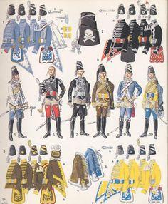 Les cavaliers de la Grande Armée :: Funcken AR