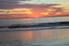 sunset @ venice!