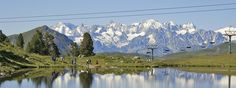 4 valleys summer destination Nendaz Gondola Lift, Holiday Destinations, Winter Holidays, Switzerland, Countryside, Summer, Pictures, Beautiful, Photos