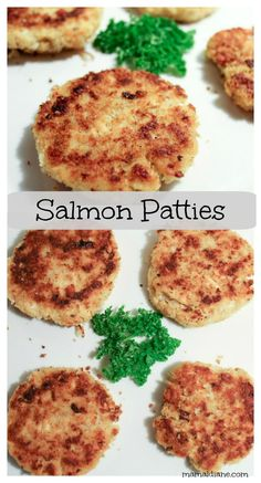Salmon Patties are a blast of the past for me. They are so easy to make and taste delicious.