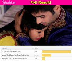 Swaragini: Fans give a thumbs up to Swara and Sanskaars relationship