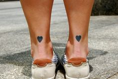 Ankle hearts