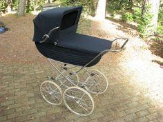 Luxus Kinderwagen Englisch im Silver Cross Design mit Zubehör | eBay