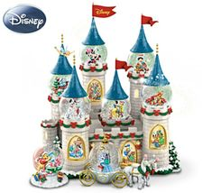 Disneys Christmas at the castle