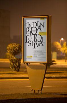 INDIAN PHOTO FESTIVAL on Behance