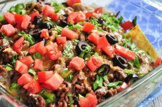 Taco Casserole Recipe - Genius Kitchen