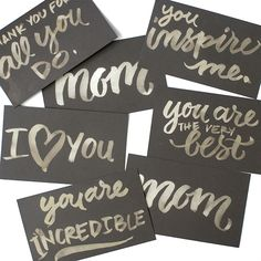 I Still Love You by Melissa Esplin: 3 Fun Things to do With Bleach: Gift Tags