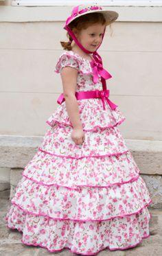 déguisement robe scarlett 2