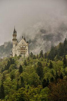 Schloss Neuschwanstein | Flickr - Photo Sharing!