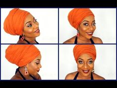 HOW TO TIE A TURBAN - YouTube
