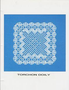 Torchon Doily