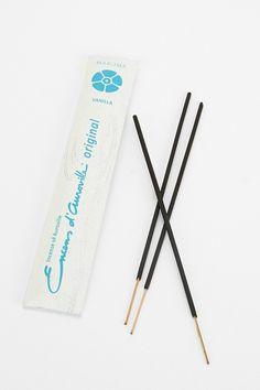 Maroma Incense Stick Set - Vanilla