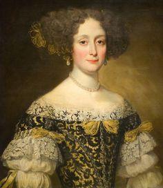 Anna Caffarelli Minuttiba - Jacob Ferdinand Voet, 1675.
