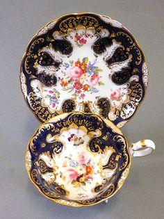 Coalport Porcelain H