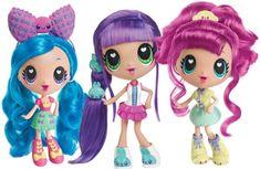 kawaii crush dolls Doll Toys, Barbie Dolls, Blythe Dolls, Girls Rolling Backpack, Kawaii Crush, Moshi Monsters, Flower Pot Crafts, Kawaii Doll, Cute Anime Chibi