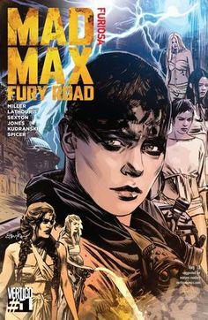 Mad Max: Fury Road: Furiosa Issue 1