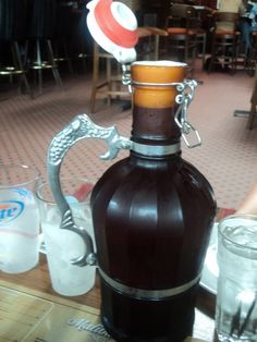 Beer Growler...yes please!!