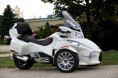 2013 Can-Am® Spyder® RT Limited