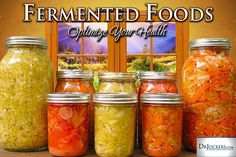 Our ancient ancestors' utilized probiotic enriched foods on a regular basis.  This was necessary as a means of food preservation without the advent of refrigeration.  Blog Post: http://drjockers.com/fermented-foods-optimize-your-health-with-natural-probiotics/  #Probiotic #Ferment #Fermentation #Fermented #Food #Foods #Preserve #Preservation #Heal #Doctor #Jockers