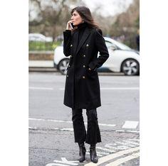 La Fashion Week automne-hiver 2016-2017 de Londres bat son plein, découvrez les meilleurs looks pris sur le vif à la sortie des défilés. Photos par Sandra Semburg.