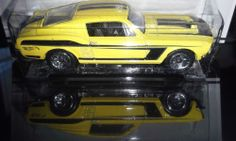 HOT WHEELS MUSTANG 50 YEARS #2/8   1967 FORD MUSTANG