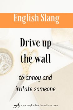 English Slang commonly used among native English Speakers. Click the link below to learn how to better remember and use English slang in the English language.
