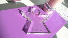 Hochzeit von PAULSBECK Buchstaben, Dekoration & Geschenke auf DaWanda.com #engel #kommunion