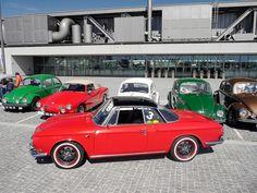 Volkswagen tuvo varios modelos refrigerados por aire además del Escarabajo.