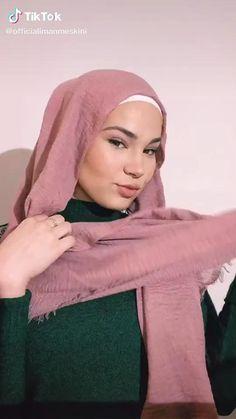 Turban Hijab, Turban Outfit, Mode Turban, Stylish Hijab, Modest Fashion Hijab, Modern Hijab Fashion, Muslim Fashion, Simple Hijab Tutorial, Hijab Style Tutorial