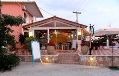 Veranda Restaurant, Greek Dishes, Patio, Traditional, Outdoor Decor, Home Decor, Decoration Home, Room Decor