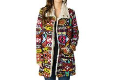 Aztec Billabong Roam jacket