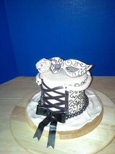 Corset Cake!