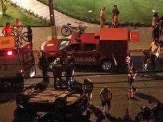 Blog do Oge: Carro capota e deixa ao menos um ferido na Zona Su...