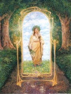 Mirror by Gilbert Williams