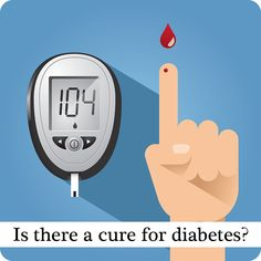 There is no cure for diabetes, but many people can manage the effects of the disease with healthy eating and increased exercise.