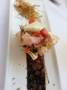 Il nuovo ristorante Tre Panoce offre una cucina all'insegna dei prodotti di qualità a marchio DOP ed IGP del territorio, non solo del Veneto, ma con uno sguardo rivolto alla tradizione mediterranea.   http://www.guidaprosecco.com/html5/1195-Tre-Panoce