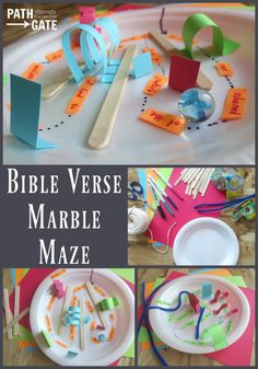 Here is a super-cool Bible memory craft that girls and boys will love! This is so fun! I will definitely be making this with my class.